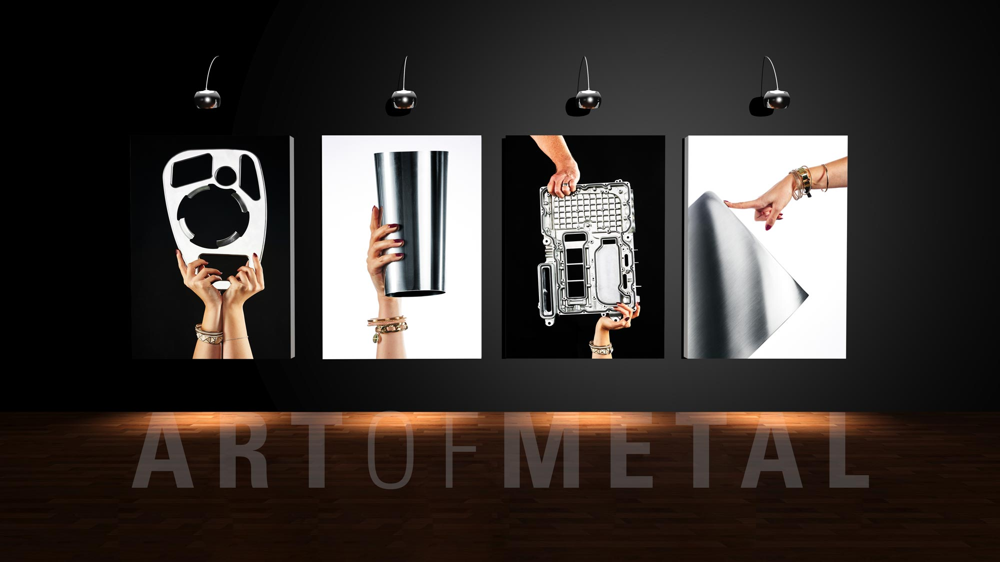 MICHELFELDER Art of Metal Galerie
