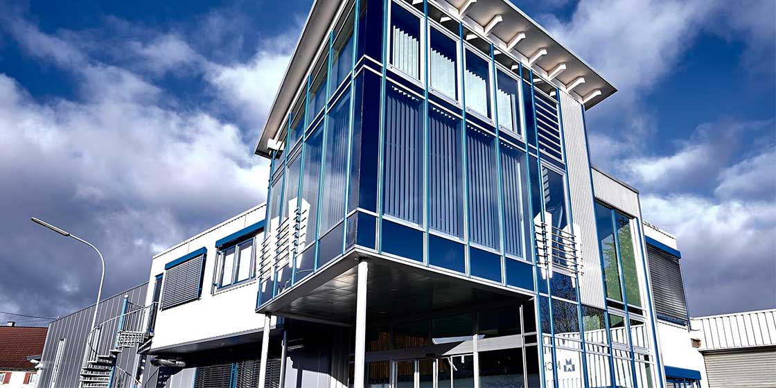 Michelfelder GmbH Gebäude Hauptsitz Fluorn Winzeln