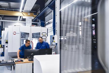 Michelfelder Werkzeugtechnik CNC-FRÄSEN, -DREHEN,  -BOHREN