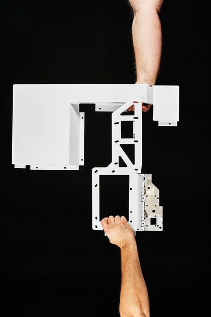 Michelfelder Werkzeugtechnik Verfahren Senkerodieren