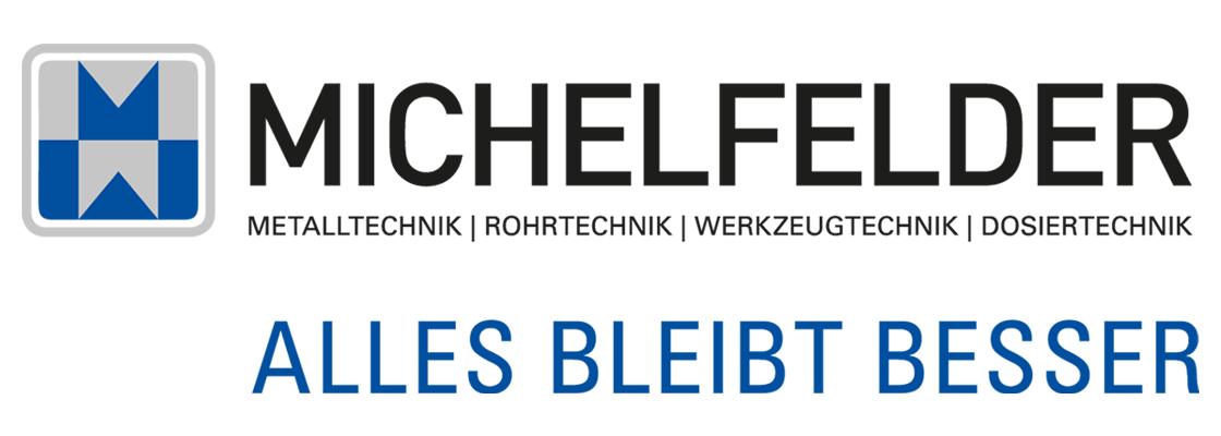 Michelfelder Umfirmierung Alles bleibt besser Logo